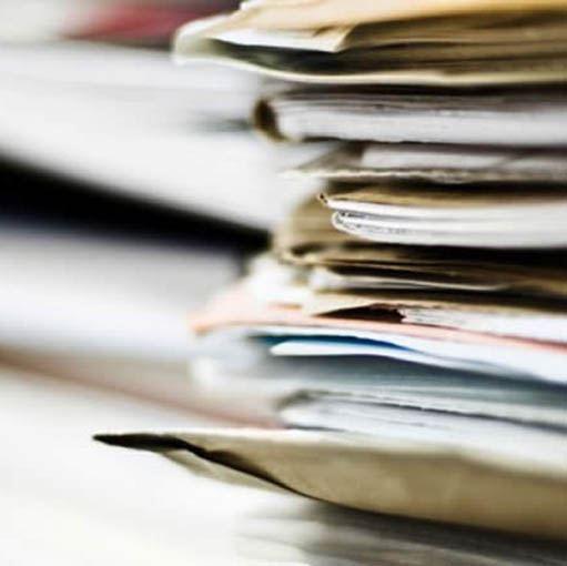 Stack of Articles
